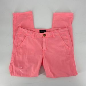 American Eagle Outfitters Stretch hot pink Jeans